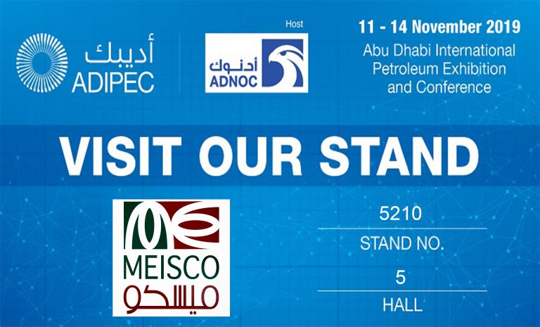 ADIPEC Exhibition - 11th-14th November 2019